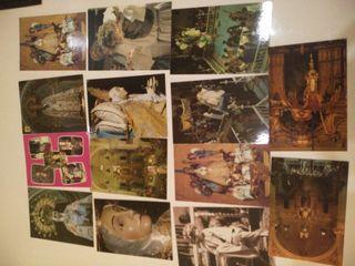 postales Elche y su misterio