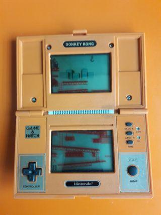 Nintendo Game & Watch Donkey Kong 1982