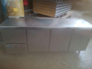 Bajomostrador frigorifico