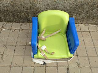 silla portatil niño
