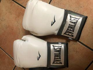 Guantes de boxeo 12oz nuevos Everlast