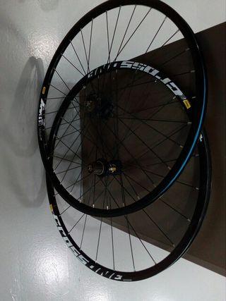 """ruedas btt mavic 29"""""""