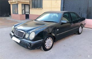 Mercedes E230 GASOLINA