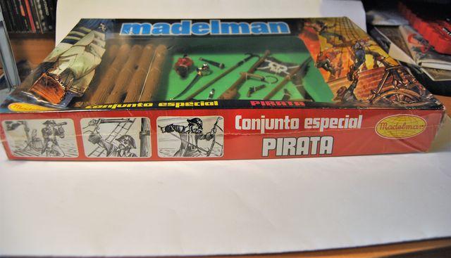 56d153ee5 Madelman conjunto especial pirata PRECINTADO de segunda mano por 345 ...
