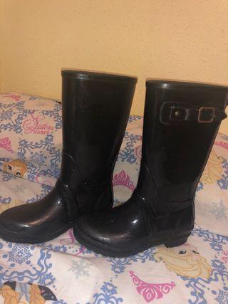 Botas de lluvia niña