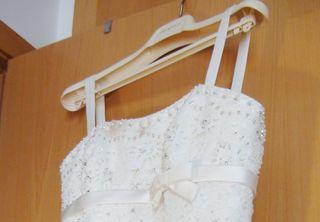 Precioso vestido de novia, Pronovias