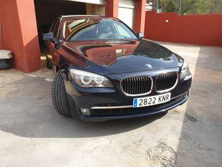 BMW 740d Xdrive 306cv 2012