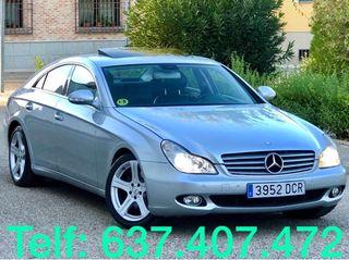 Mercedes-Benz Clase CLS 2005 272cv 7vel