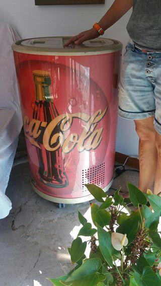 Nevera Coca-cola grande