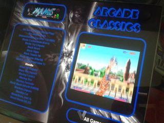 Maquinita Arcade