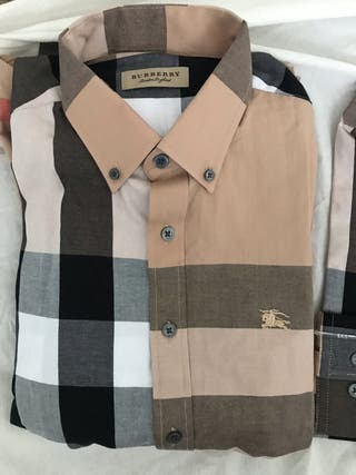 Burberry shirt size small