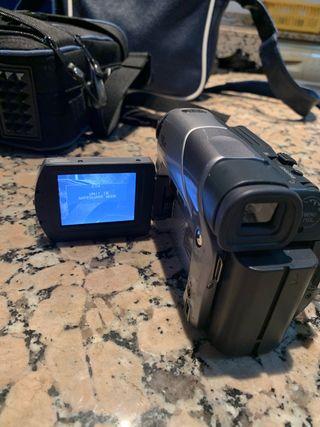 Camara de video y foto JVC