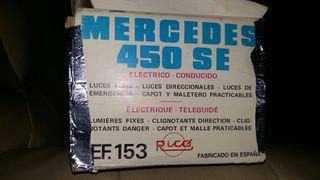 2 MERCEDES DIPLOMÁTICO RICO