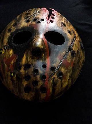 Máscara de Jasón Voorhees