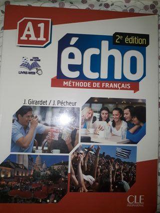 ECHO A1 + CAHIER (2 edición)