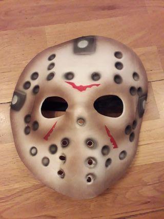 haloween máscara Jason