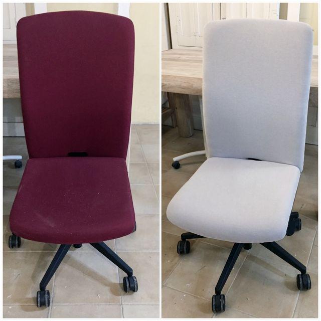 Tapizado de sillas de oficina de segunda mano por 30 € en A Coruña ...