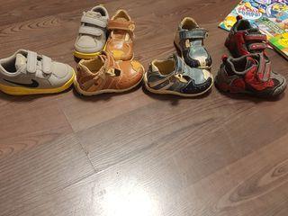 calzado niño