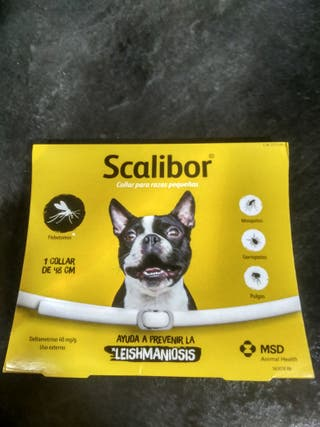 scalibur collar