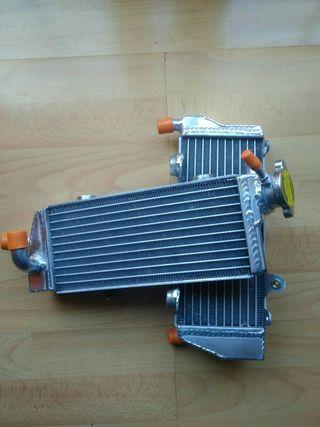 Radiadores 2T KTM - Husqvarna - Husaberg