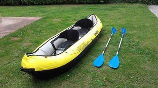 Kayak scirocco hinchable