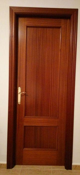 Puertas sapelly de segunda mano en wallapop - Wallapop asturias muebles ...