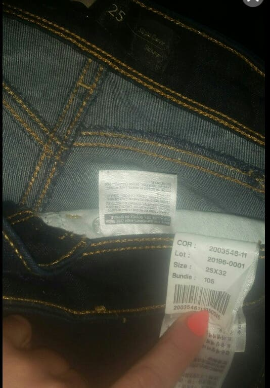 Levi's jeans 25/32 £10