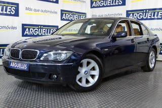 BMW Serie 7 dA 231cv Muy cuidado
