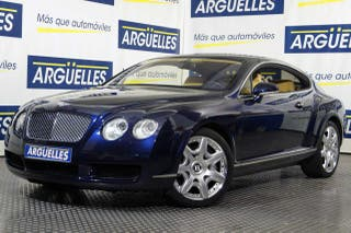 Bentley Continental R GT Mulliner 560cv IMPECABLE