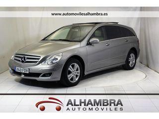 Mercedes-Benz Clase R 500 4MATIC L 6 PLAZAS