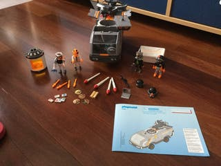 Camión espía Playmobil (5286)