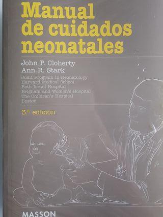 Manual de cuidados neonatales