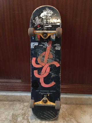Skate de skateshop piezas GANGA