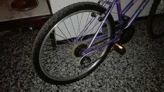 Bicicleta Montaña Señora chica
