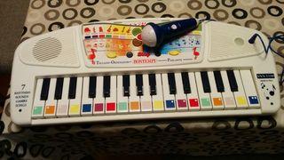 Órgano de juguete