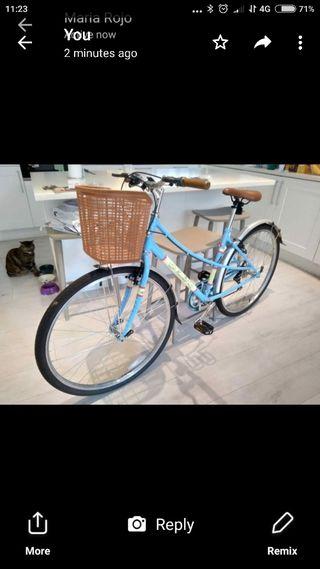 Bike, including cover bike