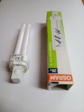 Lámpara Osram Dulux D 18w