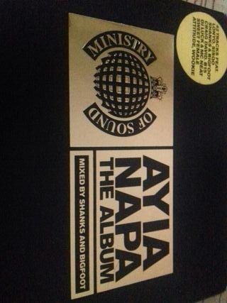 Ministry of Sound Ayia Napa the album