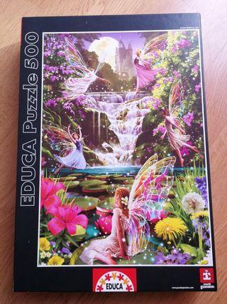puzzle 500 piezas