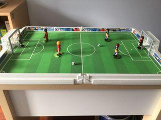 Playmobil maletín futbolín (4725)
