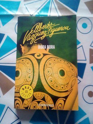 Libro Bora Bora de Alberto Vázquez-Figueroa