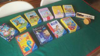 Super lote juegos de mesa infantiles