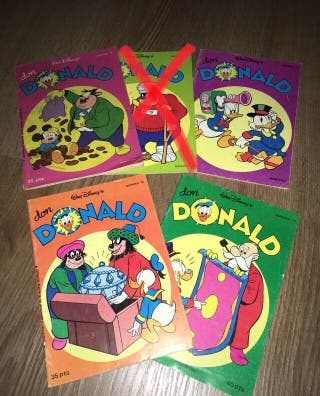COMICS/TEBEOS MONTENA-DON DONALD