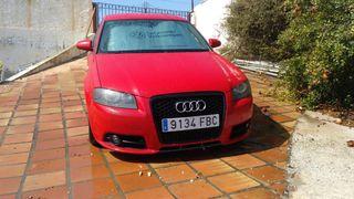 Audi A3 swap RS3