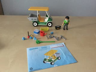 Playmobil coche camping (5437)