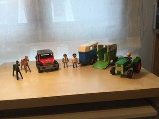 Playmobil Set de caballos