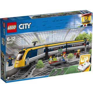 Tren lego 60197