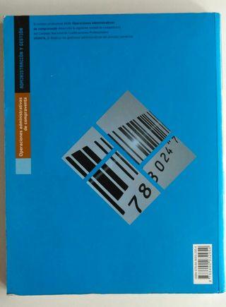 Libro operaciones administrativas compra y venta