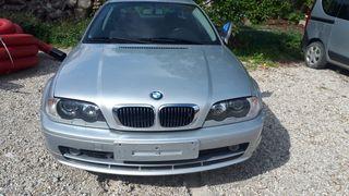Despiece completo BMW E46 323 CI