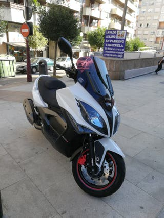 se vende xciting 500cc ABS R impecable 19000km